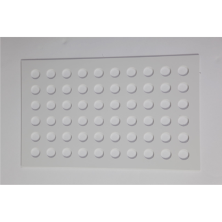 Bellytray - 60 gaats tray wit - Tray 60 holes (white) - Tray 60 löcher (weiss)