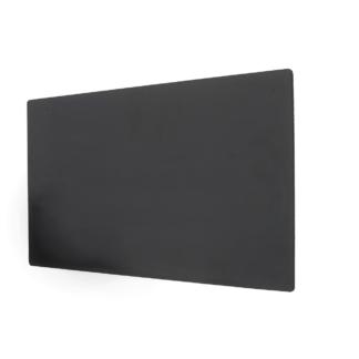 Bellytray - tray gesloten zwart