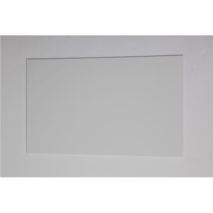 Bellytray - tray gesloten wit